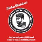 Michael Davidson's Comics 'n Things - Red Tornado edition by RadLounge