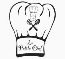 La Petite Chef - Jay Simpson Apparel - Cooking T-shirt Kids Clothes