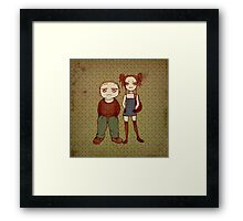 Perfect Together Framed Print