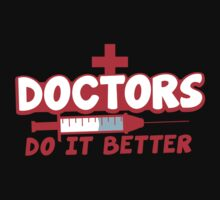 Doctors do it better by jazzydevil