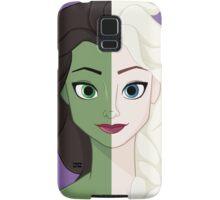 Wicked SnowQueen! Samsung Galaxy Case/Skin