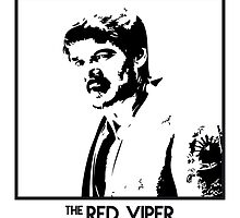 The Red Viper Inspired Artwork 'Game of Thrones' by ComedyQuotes