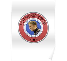 Steve Rogers fanclub Poster