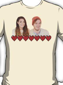 Felix and Marzia T-Shirt