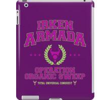 Irken Armada: Color Option iPad Case/Skin