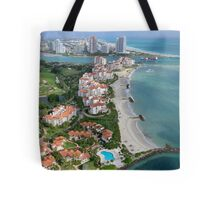 Miami: Fisher Island Tote Bag