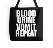 Brock Lesnar - Blood Urine Vomit Repeat Tote Bag