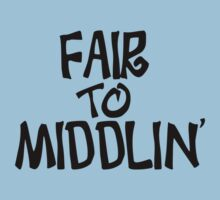 Fair to middlin by digerati