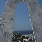 Casablanca Hotel Acapulco View by Allen Lucas