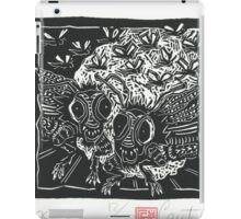 Disaster Series, Locust iPad Case/Skin