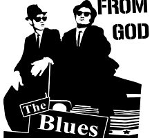 The Blues Brothers - On A Mission From God - Movie by gueguette