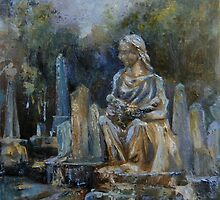 St. James Cemetery, Marietta, GA by Lindsey O'Shields