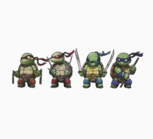 TMNT Kids Clothes