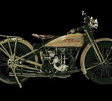 1926 Harley Davidson by surgedesigns