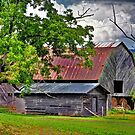Old Country Barn by venny