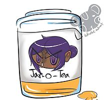 Fan Art from Whose What! Jar-o'-Tea! by endgameendeavor