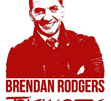 Brendan Rodgers' Tricky Reds by JuzaShannon
