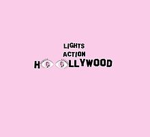 Lights, Action, Hollywood  by sayers