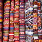 Table Runners - Sacred Valley, Peru by David Galson
