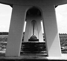 Causeway Bridge by njordphoto