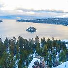 Emerald Bay, Lake Tahoe by David Galson
