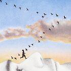 Takeoff by LFurtwaengler