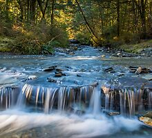 Paradise Waterfall by Adrian Alford Photography