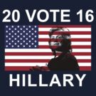 VOTE 2016 HILLARY CLINTON PRESIDENT by T-ShirtsGifts