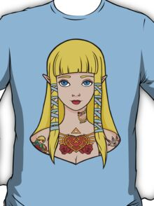 Zelda - Skyward Sword (SG Style) T-Shirt