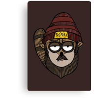 Regular Rigby Canvas Print