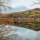 Mountain Reflection by Adrian Alford Photography