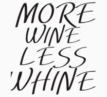 whine wine by Glamfoxx