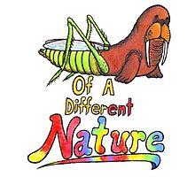 Walhopper (A Different Nature) by CackalackBat