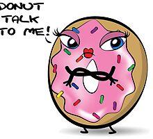 Miss Donut by DB-DESIGN