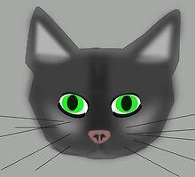 Cephalo the Cat by DirkDougler