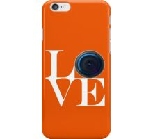 Love Photography iPhone Case/Skin