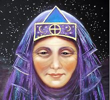 THE GODDESS HECATE THE ARCHETYPAL WISE WOMAN by planet7