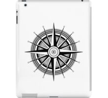 Compass iPad Case/Skin