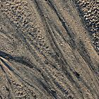 Sand Patterns on Awenda Beach, Awenda Provincial Park, ON, Canada by Gerda Grice