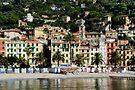 Rapallo, Italy by Gerda Grice