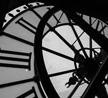 Orsay clock, Paris by maddie5