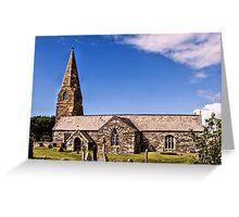 Cubert Church  Greeting Card
