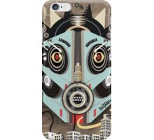 Ubiquity sound iPhone Case/Skin