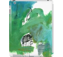 green with collection iPad Case/Skin