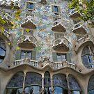 Casa Batlló by Andy Freer
