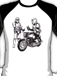 Stormtroopers with Norton T-Shirt