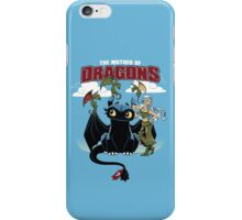 The Mother of Dragons iPhone Case/Skin