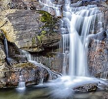Full of treasures: Dukes Creek (I) by Bernd F. Laeschke