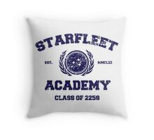 Starfleet Acadmey Class of 2258 Throw Pillow