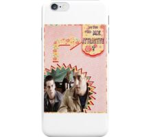My Teenwolfed Valentine[Do You Find Me Attractive?] iPhone Case/Skin